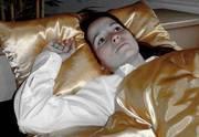 Schlafstörungen entgegen wirken im Wasserbett von Tasso