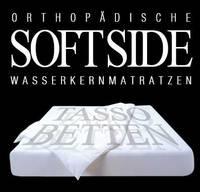 Orthopädische Softside Wasserkernmatratzen in Tasso Betten