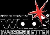 Logo von wab's Wasserbetten GmbH Herstellung und Vertrieb