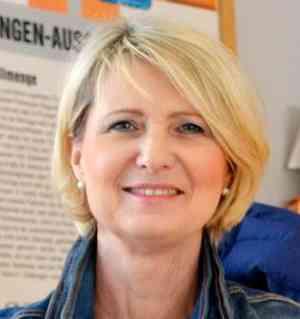 Geschäftsführerin Dagmar Pracht