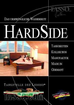 Hardside Broschüre