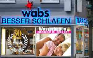 Wabs Wasserbetten Bochum