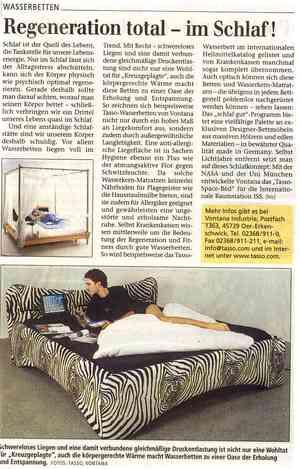 Regeneration total-im Schlaf